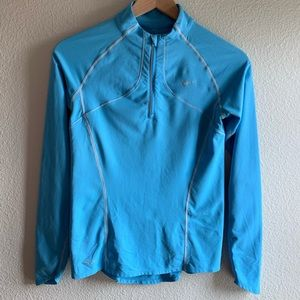 Nike pull over jacket S